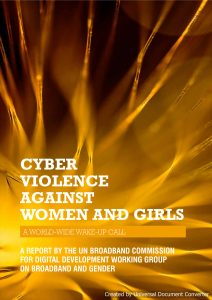 Cyberviolence Against Women and Girls