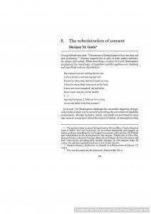 The Roboticization of Consent