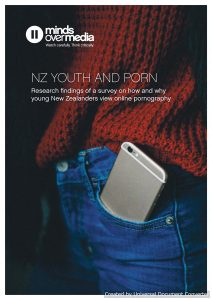 NZ Youth and Porn: Research findings of a survey on how and why young New Zealanders view online pornography